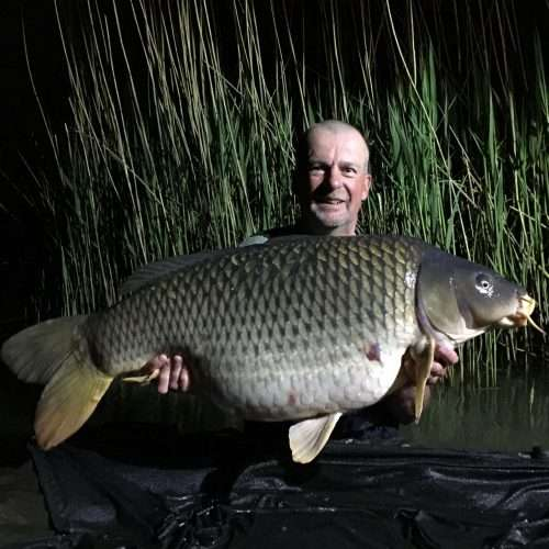 Paul Zurek 52lb 4oz Common