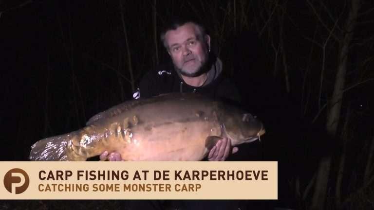 CARP FISHING AT DE KARPERHOEVE