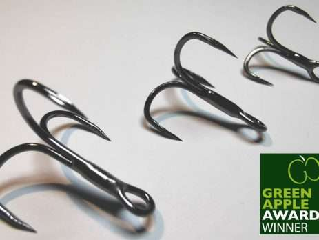Pallatrax Gripz Treble Hooks